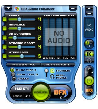 DFX Audio Enhancer v9.103 5-in-1